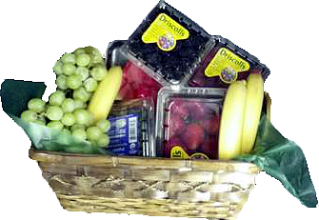 Packaged Fruit Basket