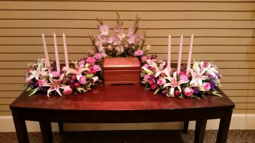 Cremation Service Arrangement