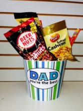 Dad\'s Snack Bucket